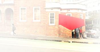 街角的薔薇