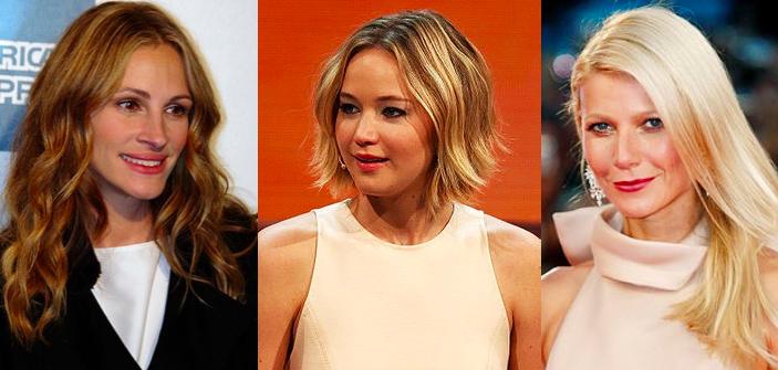 珍妮佛勞倫斯、 茱莉亞羅勃茲…知名好萊塢女星和她們的私房書單