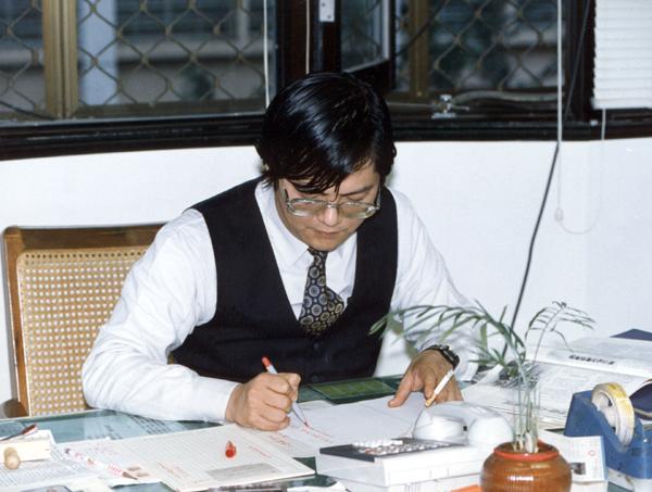 【陳夏民用功讀世界】地表最強出版人,其實早就誕生在台灣